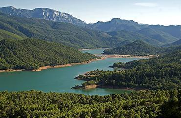 Campervan route through la Sierra de Jaen, one of the Spain´s natural treasures